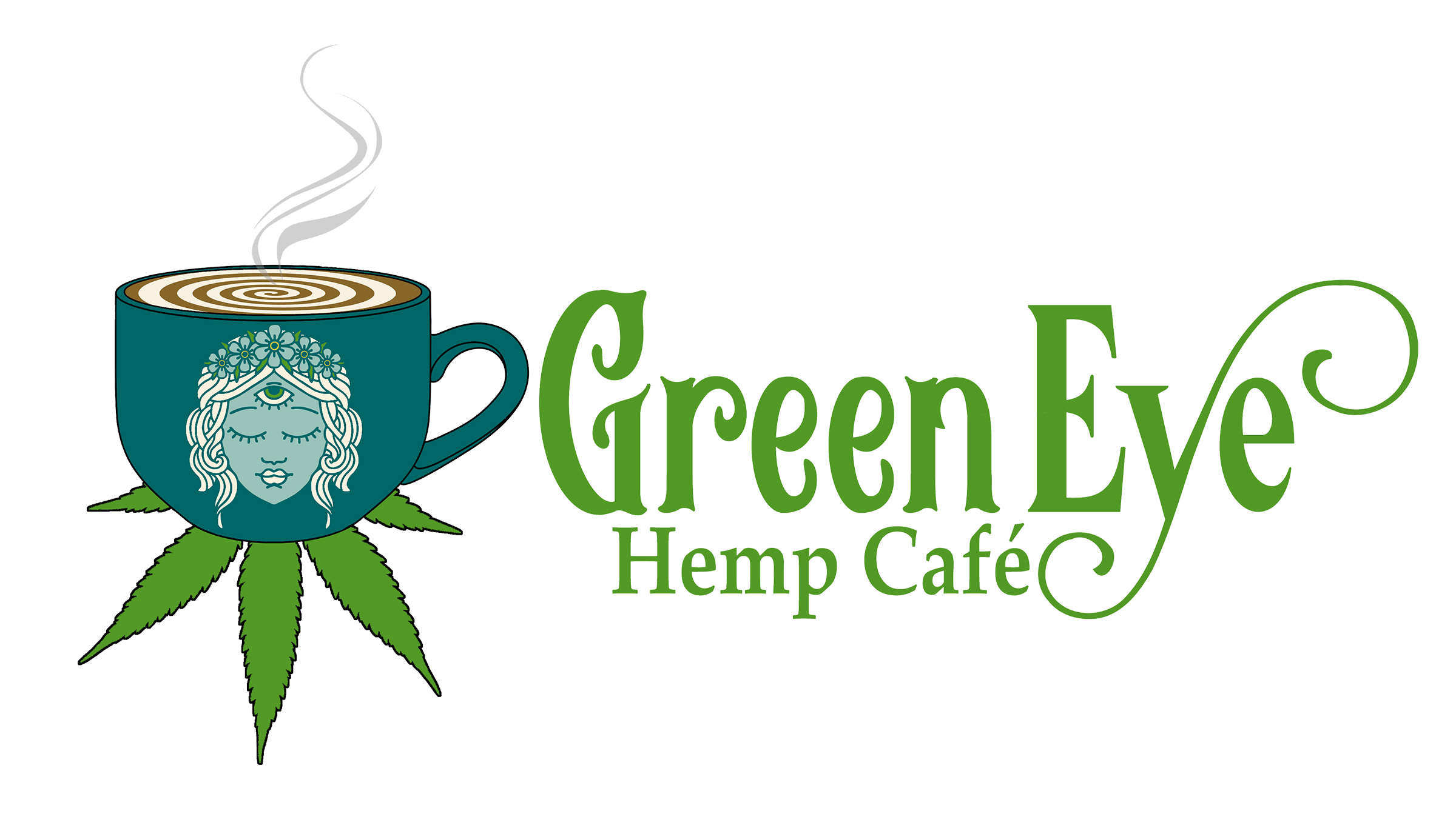Green Eye Café Logo